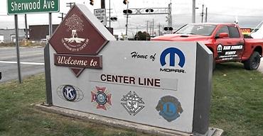 center line michigan