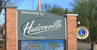 hudsonville michigan