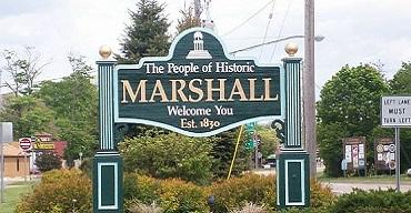 marshall michigan