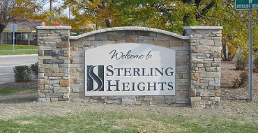 sterling heights michigan