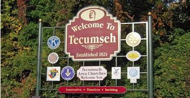 tecumseh michigan